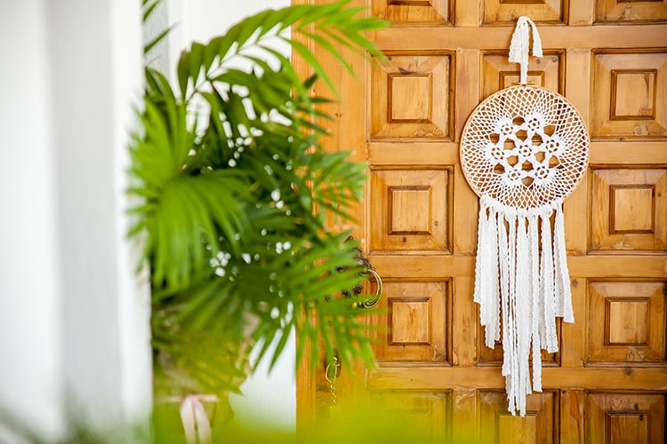 Dreamcatcher, wedding decoration