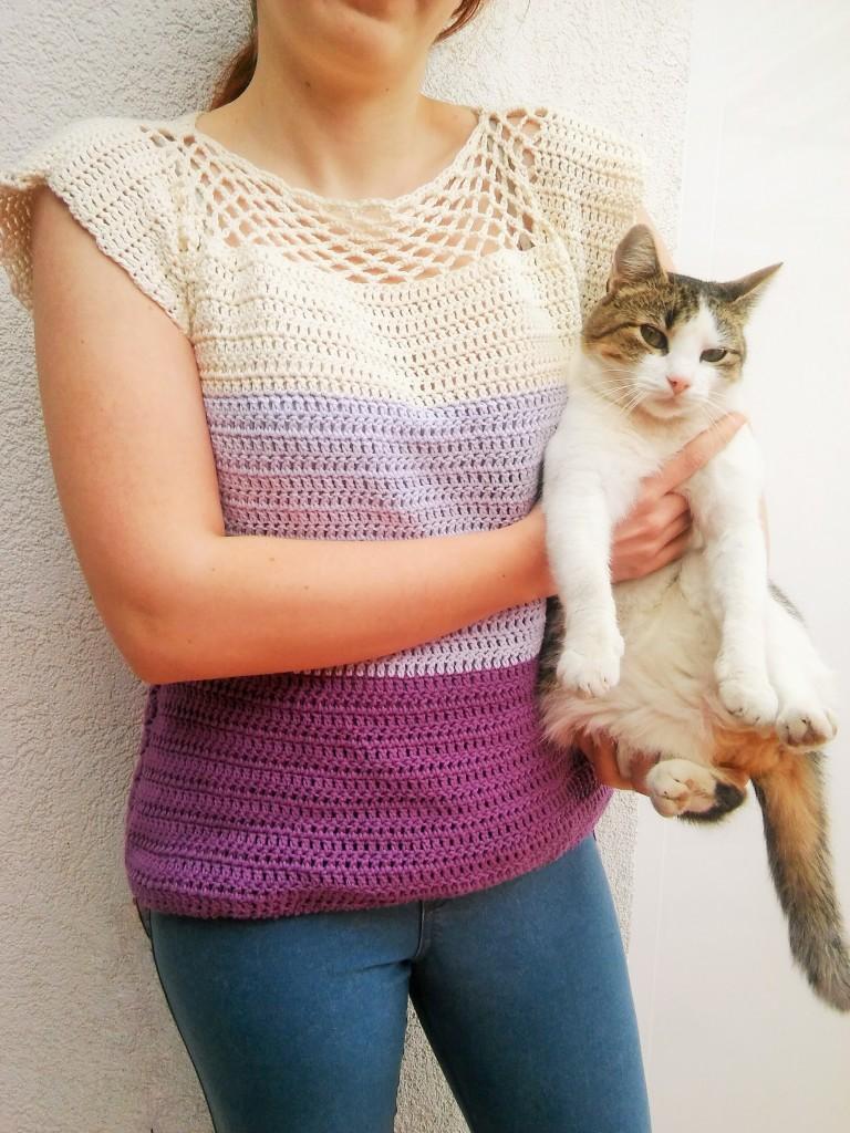 5 amazing free crochet summer tops patterns - mallooknits.com