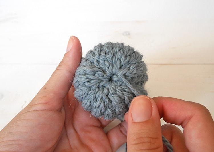 Crochet pumpkin tutorial