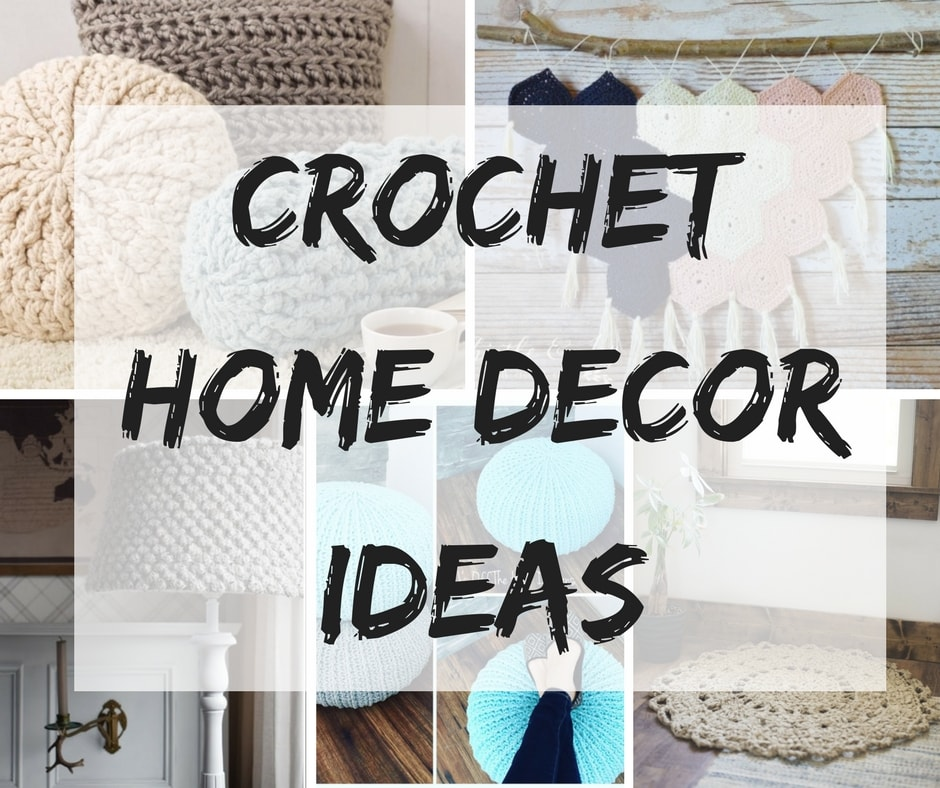 Free crochet patterns for home decor | home decor ideas with crochet