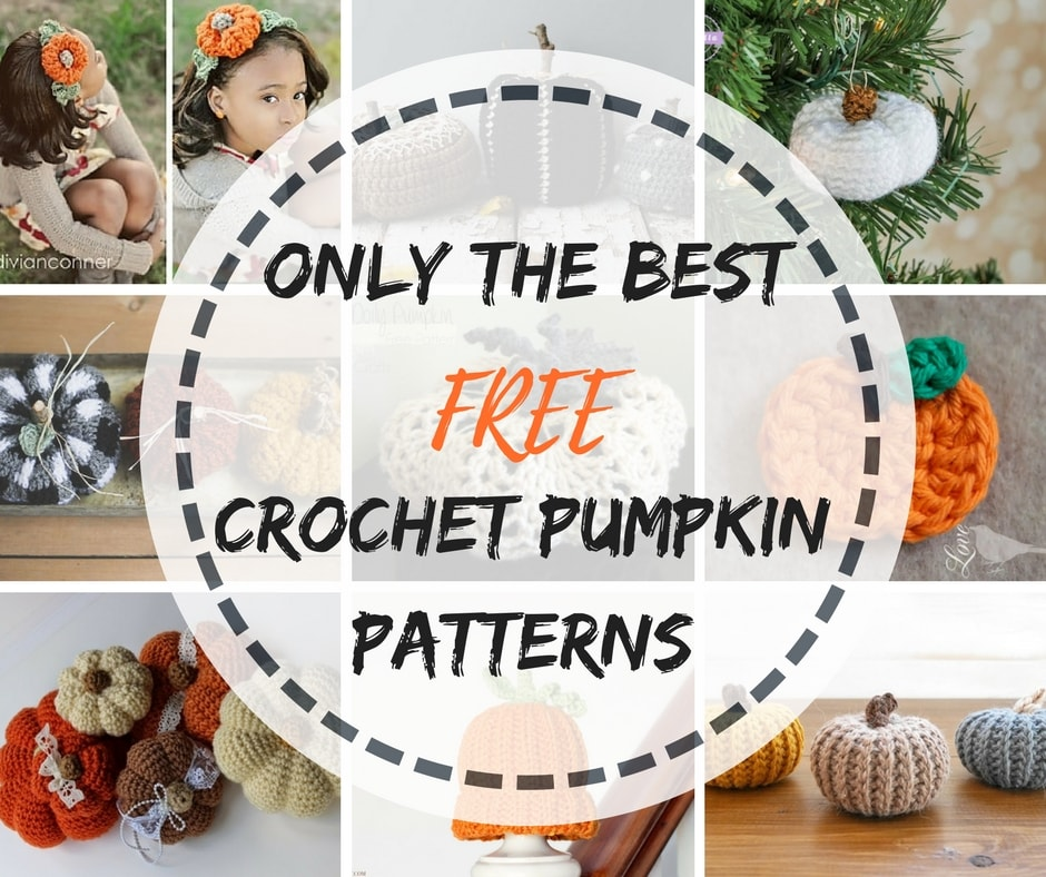 Only the best free crochet patterns that are out there!