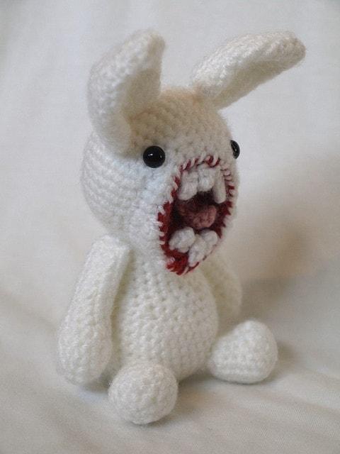 Mr bunnyford crochet amigurumi
