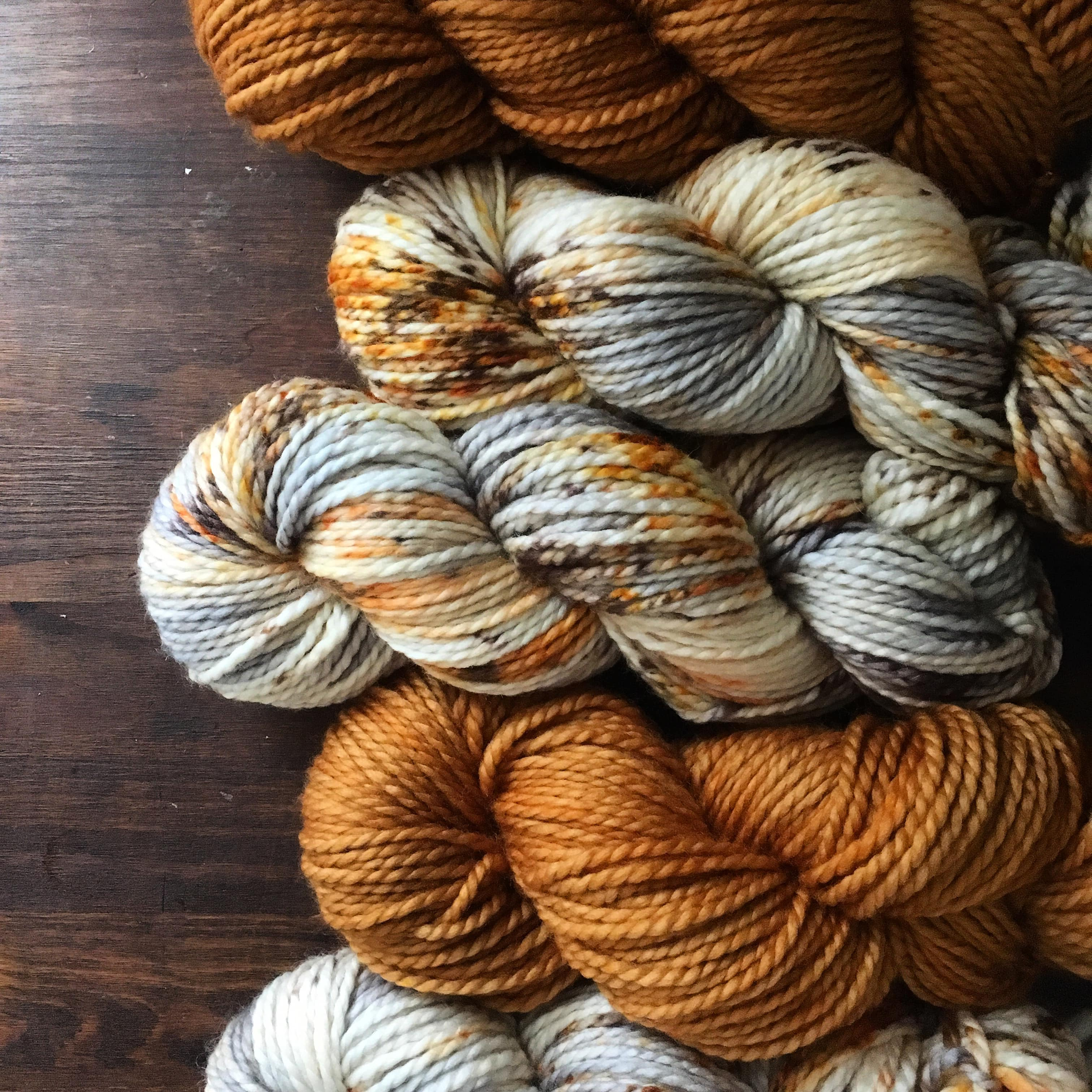 Hello Stella hand dyed yarn | ultimate gift guide for crocheters
