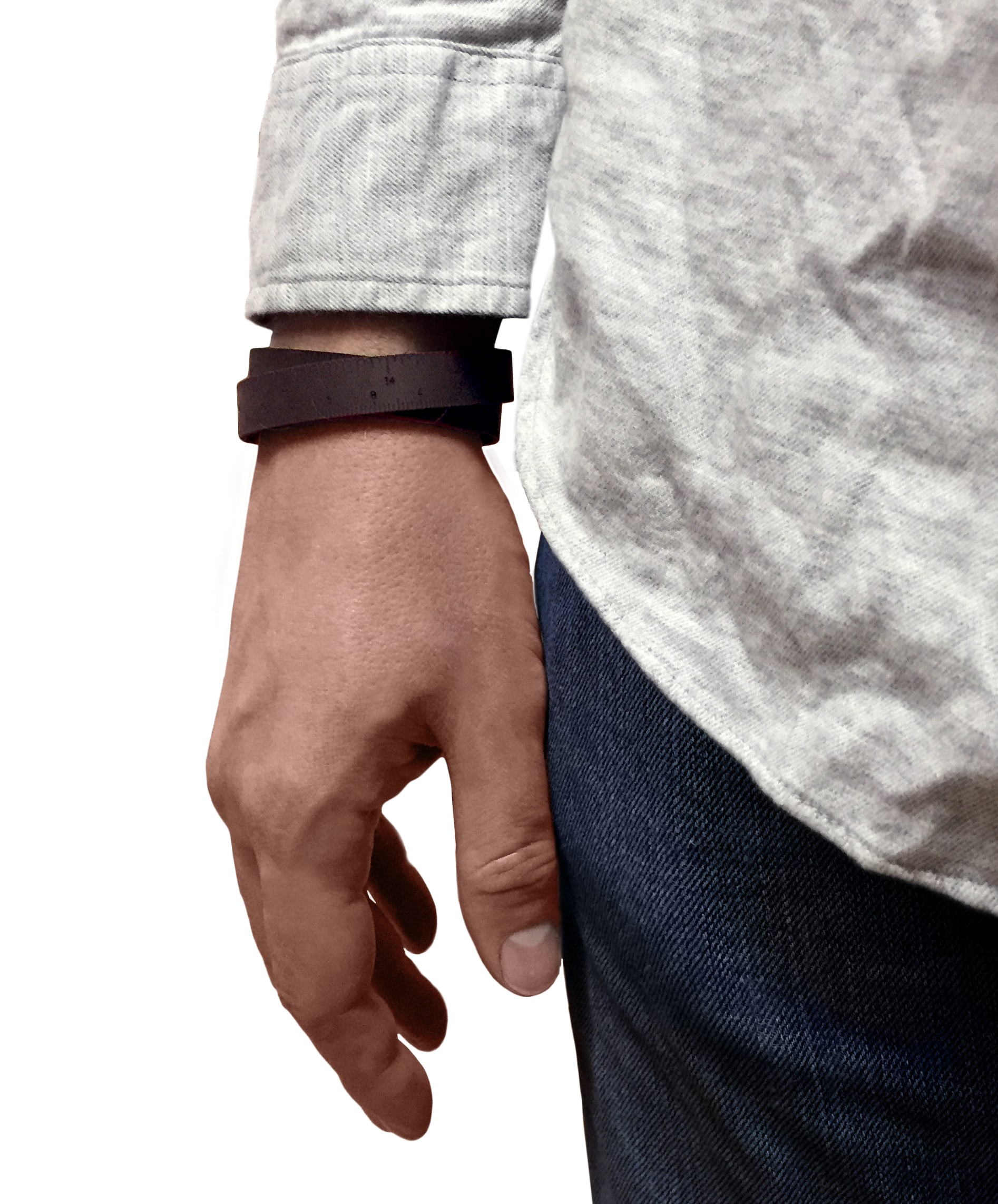 Wrist ruler | ultimate gift guide for crocheters