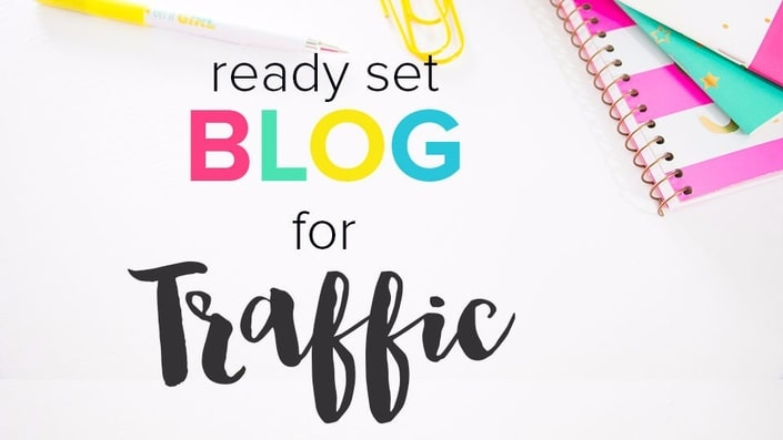 Learn how to prepare your blog for major traffic. Blogging tips and step by step instructions on how to start a blog. #affiliate