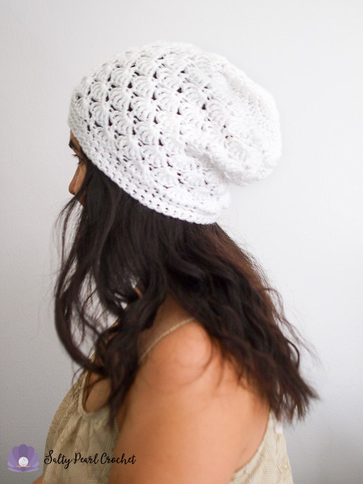 8fa11be3234 15 awesome crochet slouchy hat patterns - mallooknits.com