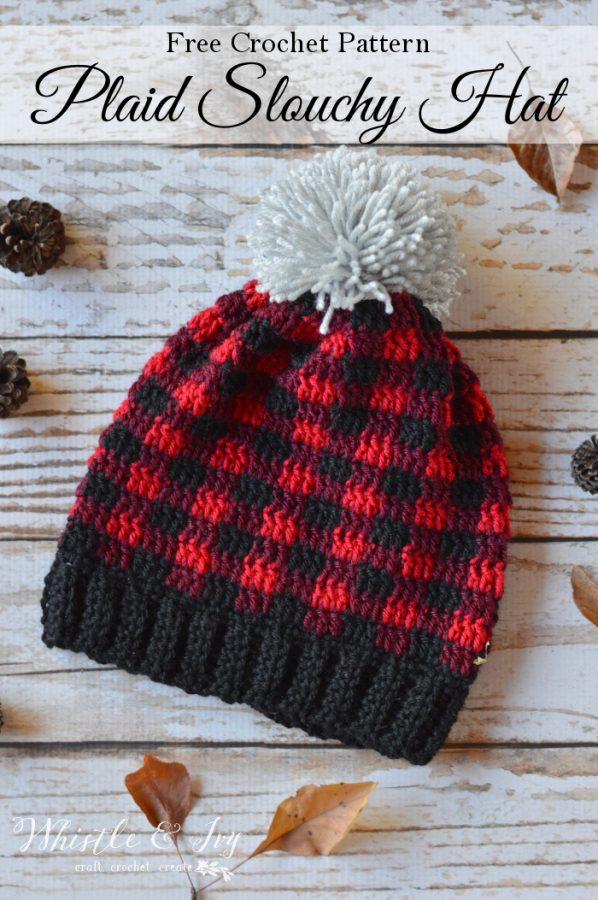 15 Awesome Crochet Slouchy Hat Patterns Mallooknits