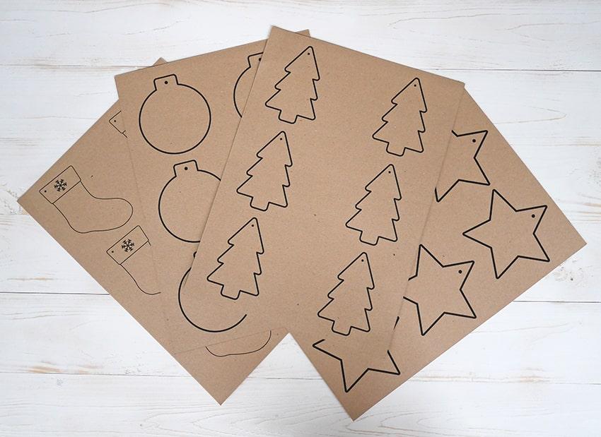 Christmas free printable tags for your gifts.