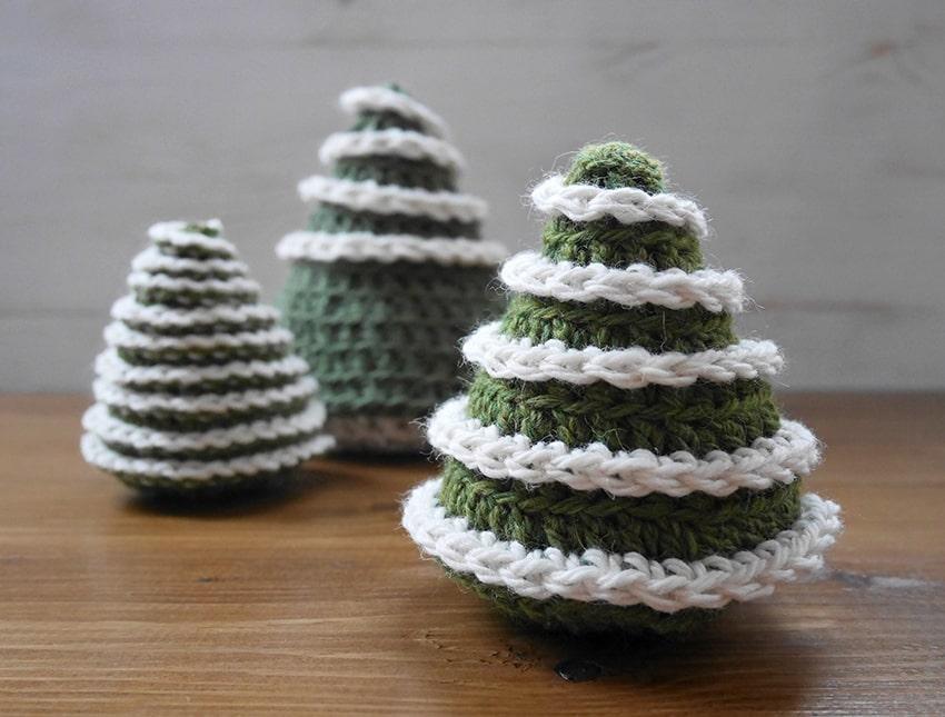 Crochet Christmas Tree.Crochet Christmas Tree Pattern Mallooknits Com