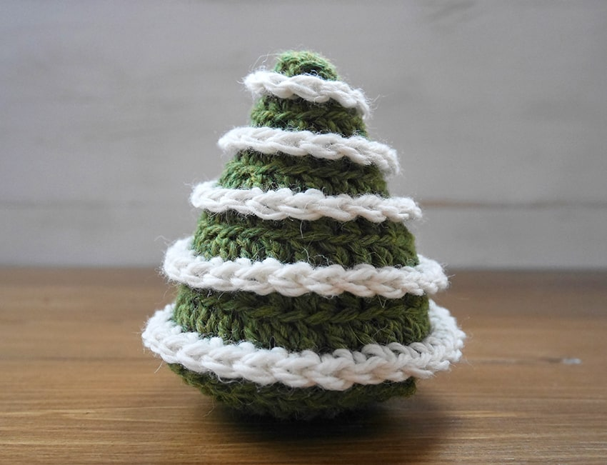 Free crochet pattern christmas tree