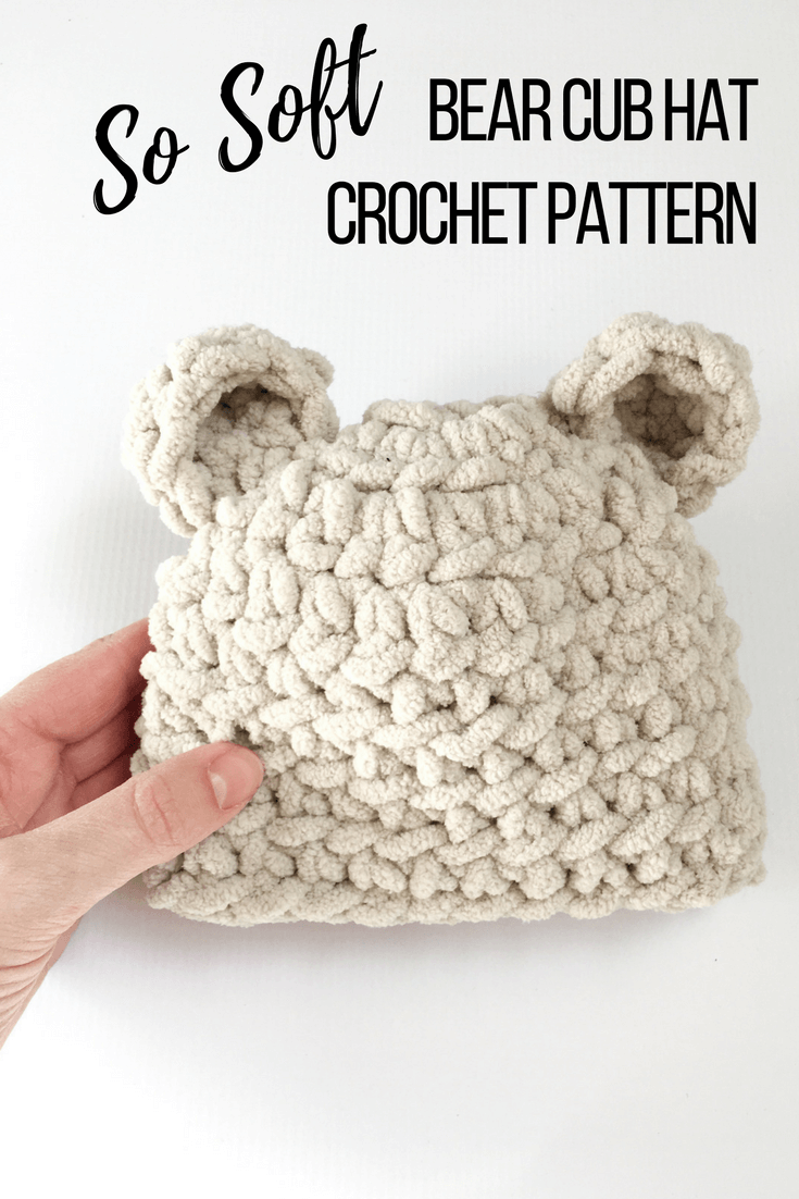 81dfe408a8e Crochet baby hats with animal ears is another must! Let s face it. Babies  will look cute in anything! Free crochet pattern by Sweet Everly B.