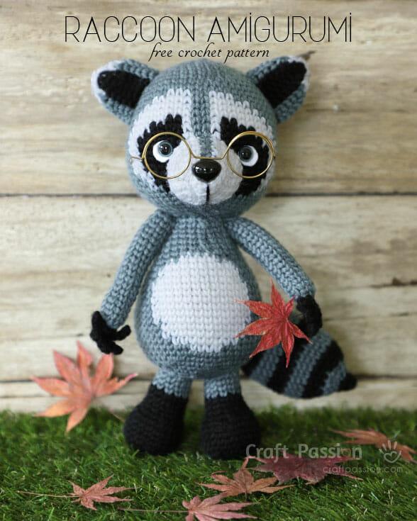Free tiny crochet animal patterns - Amigurumi Today | 735x588