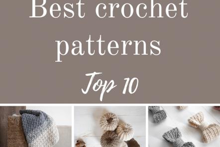 Best crochet patterns by Malloo 2018