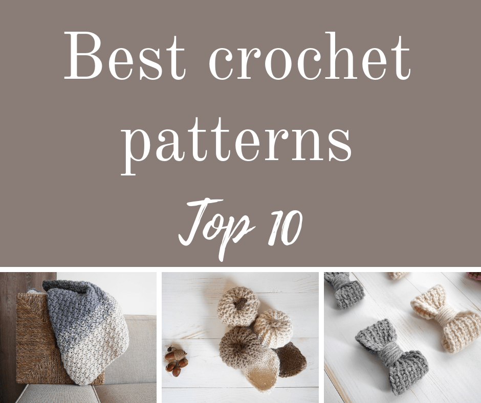 Best crochet patterns by Malloo 2018