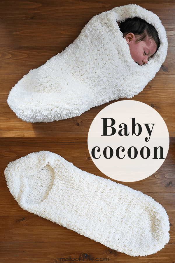 Crochet Baby Cocoon Free Pattern Mallooknits Com
