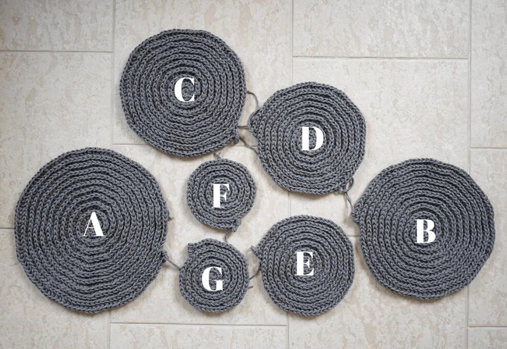 crochet circle