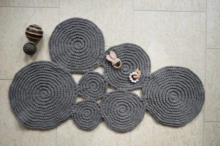 Free crochet cloud pattern