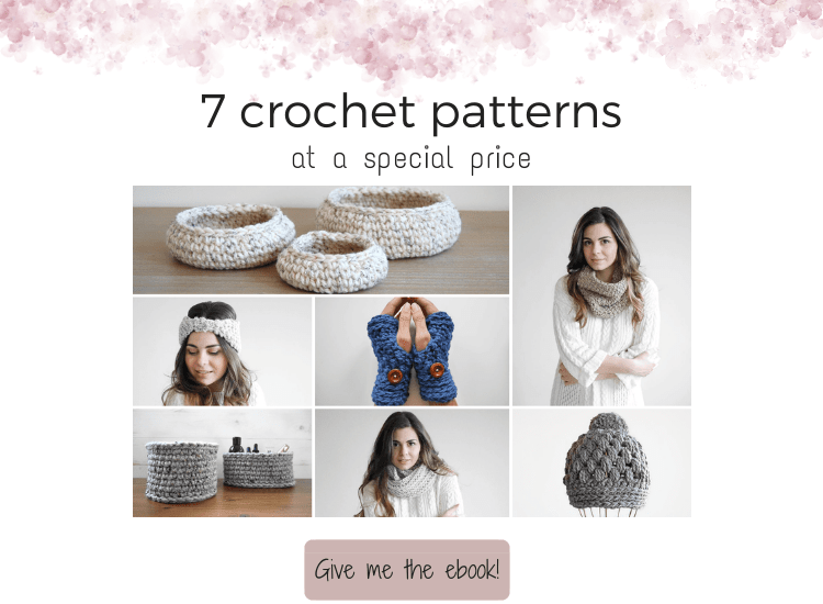 Seven easy crochet patterns for the modern woman