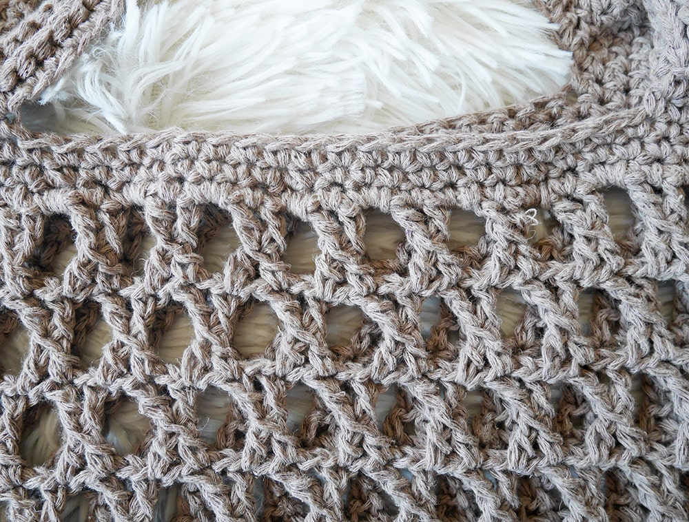 Padrão de bolsa de crochê grátis